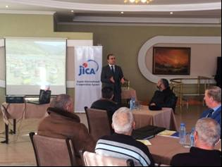 Workshop on beekeeping and honey production perspective development for Khizi region of Azerbaijan