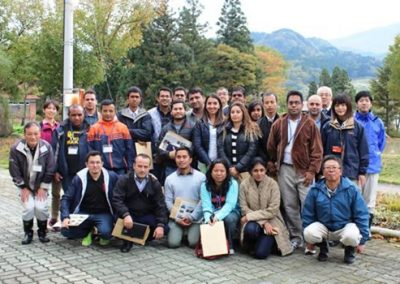 Learning Japanese experience in disaster management for landslide and sediment-related disasters (in Azerbaijan)